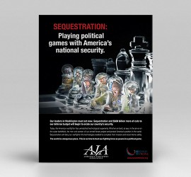 AIA Sequestration Ads