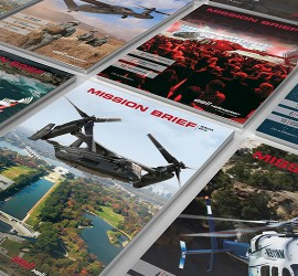 Bell Helicopter Corporate Magazine