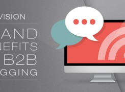 Branding Benefits of B2B Blogging