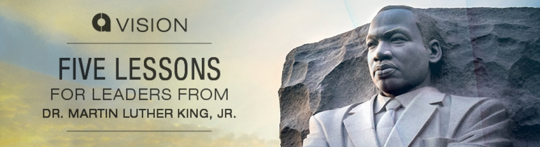 5 Lessons for Leaders from Dr. Martin Luther King, Jr.Branding, Latest News, Marketing, Public Relations