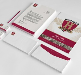 Hartfield Academy Brand Development
