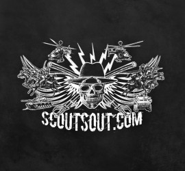Scouts Out Brand Development & Microsite