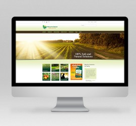 Mighty Grow Brand Development & Website
