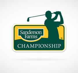 Sanderson Farms Championship Branding & Print Ads
