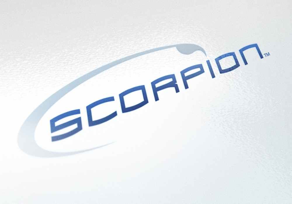 Scorpion Branding & Website