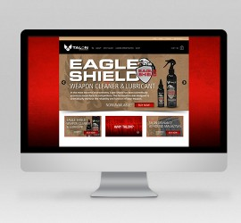 Talon Ordnance Brand Development & Website