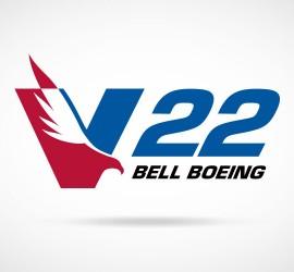 Bell Boeing V-22 Rebranding & Posters