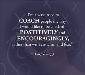 Tony Dungy - The Cirlot Agency