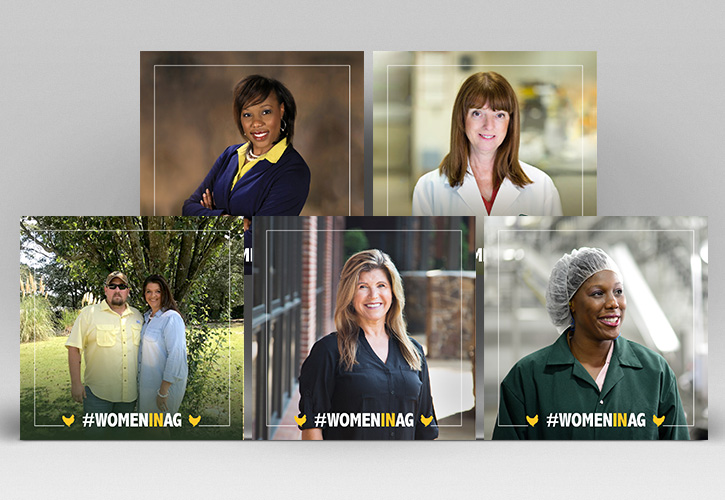 Social Media: Women in Agriculture