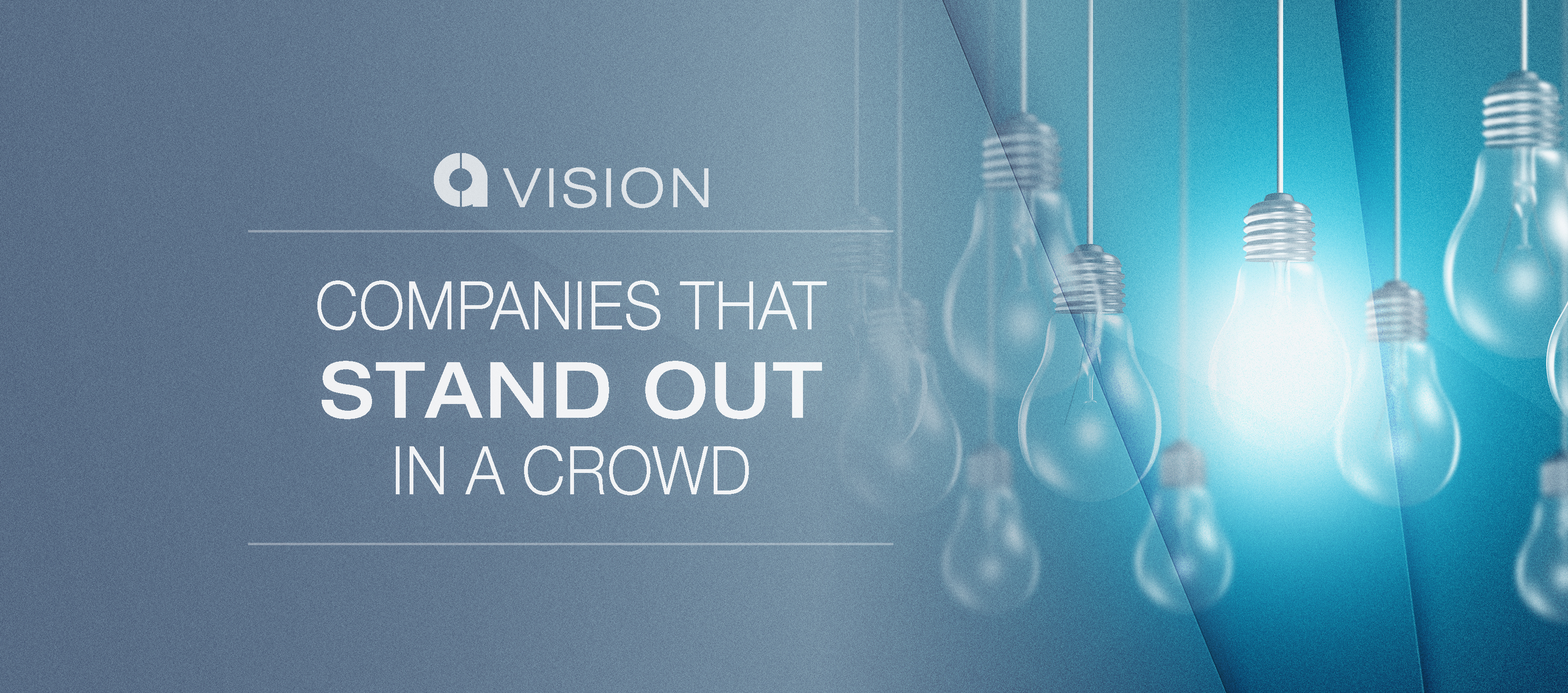 Stand Out Designs : Top 10 companies that stand out in a crowd the cirlot agency